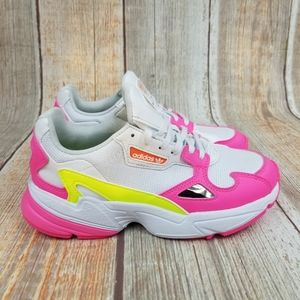 NEW!  Adidas Falcon Sneakers Size 6.5